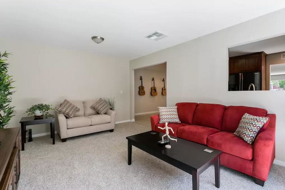 1 furnished room available for 1 person