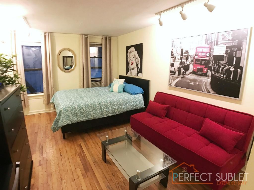 GRAMERCY PARK STUDIO APARTMENT FOR RENT-GRAND GRAMERCY STUDIO (E 21ST ST AND 2ND AVE)