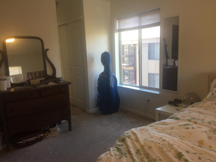 Furnished Private Room Plus Private Full Bath For Rent