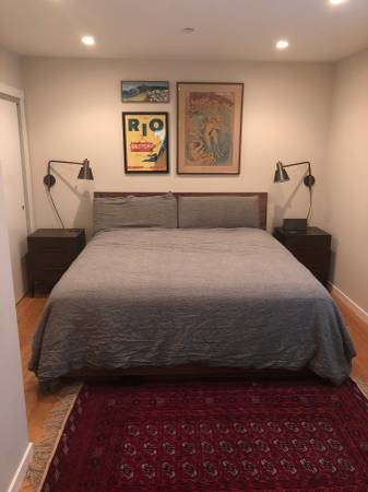 Room in Beautiful New Modern 2 Bedroom Apt. on 24th Street