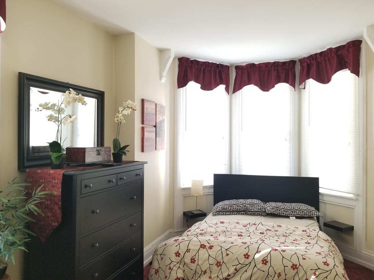 Spacious private room in University City, Philadelphia