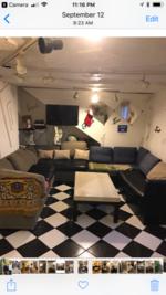 1st room