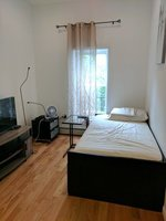 Private 2bd 1 bath for rent in Marcus Garvey Blvd Bedford.