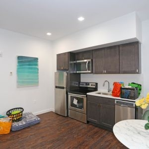 1 studio, 2 bedrooms, 2 baths