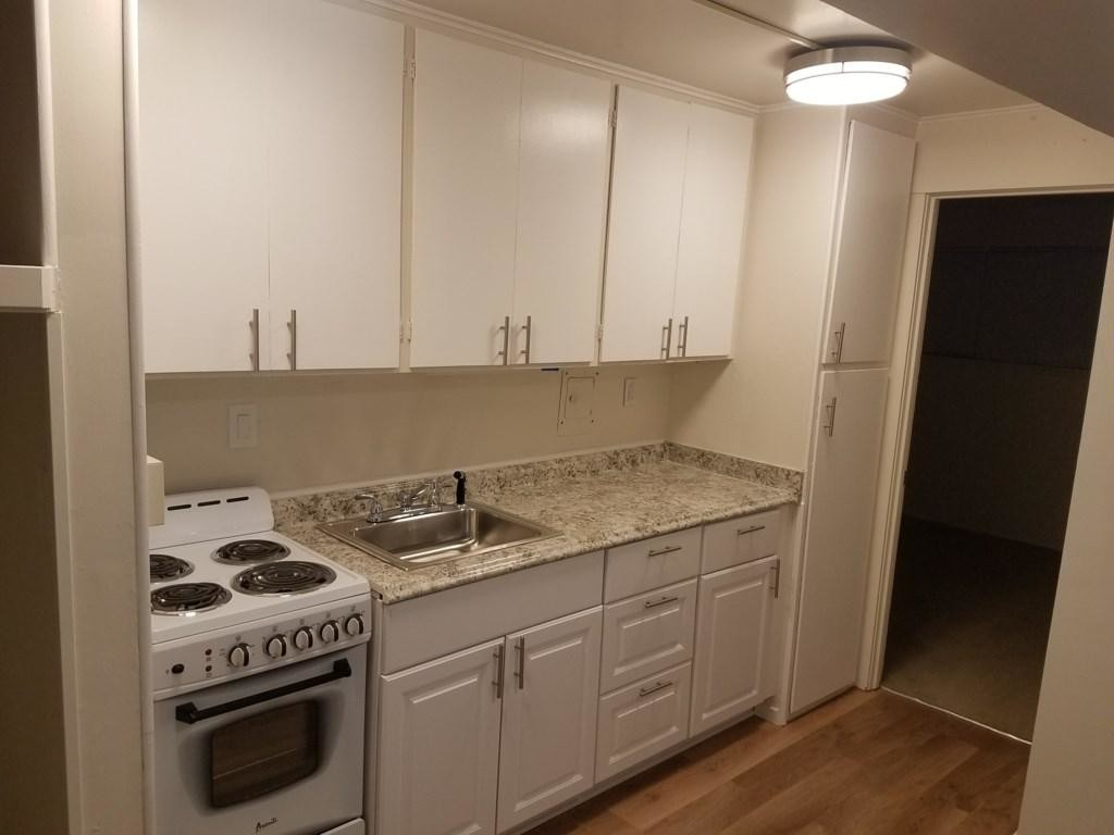 True 1 Bedroom in Shamrock Apartments #302