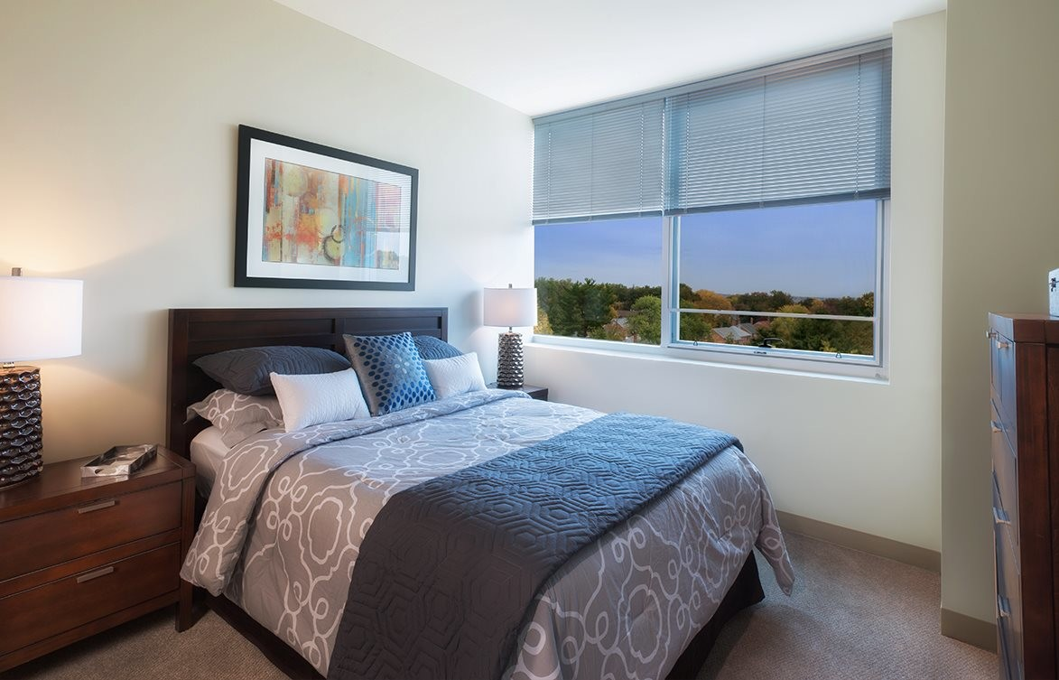 Verde Pointe - Tower -  1 bedroom - Apartment 1003B - Olive - 710 sq. ft.