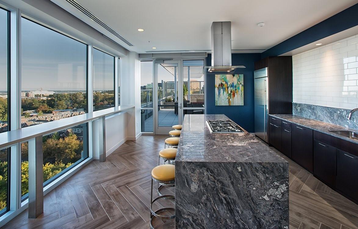 Verde Pointe - Tower -  2 bedroom - Apartment 709B - Jade - 1,080 sq. ft.