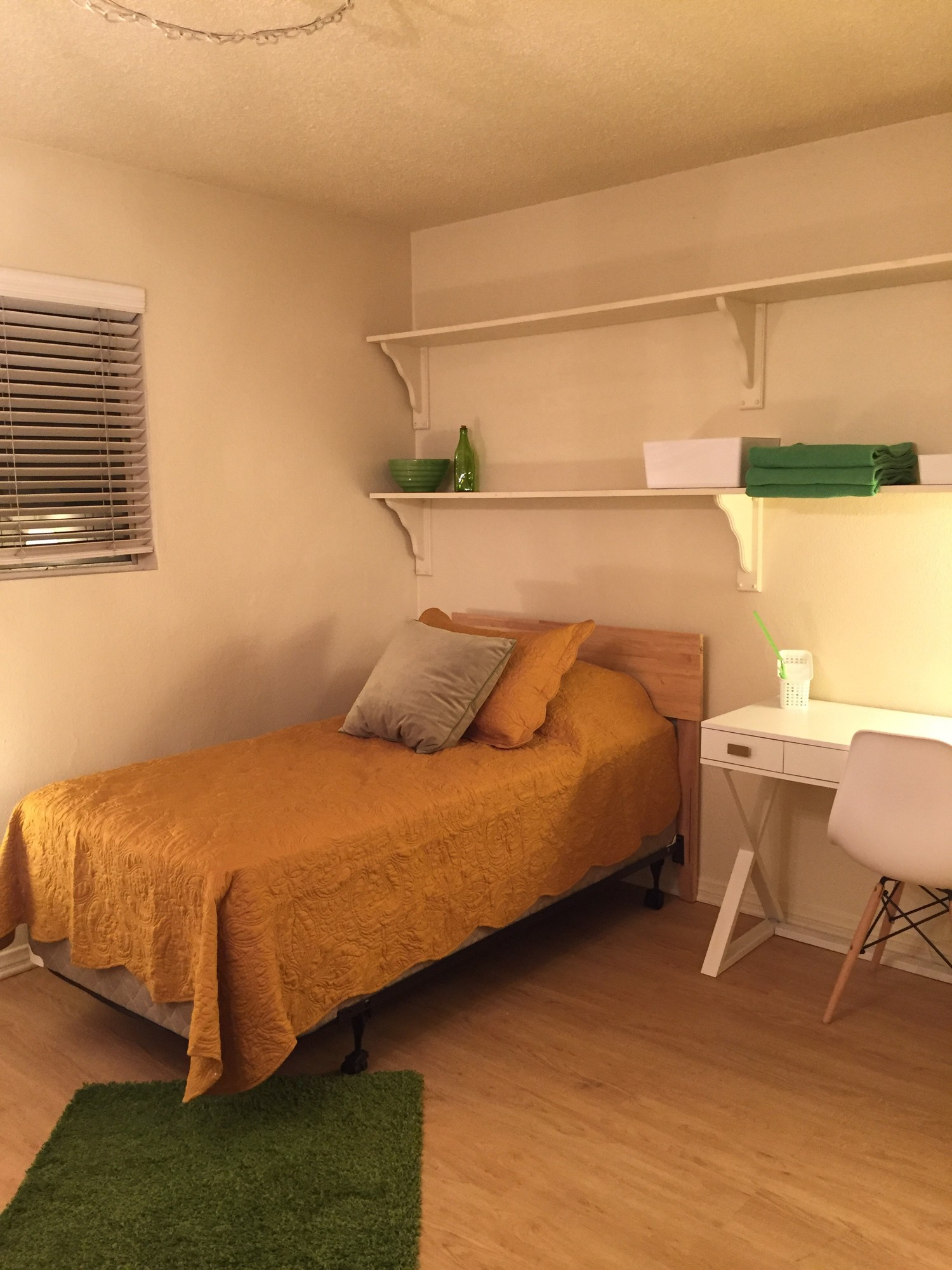 Clean, furnished, fun homestay.