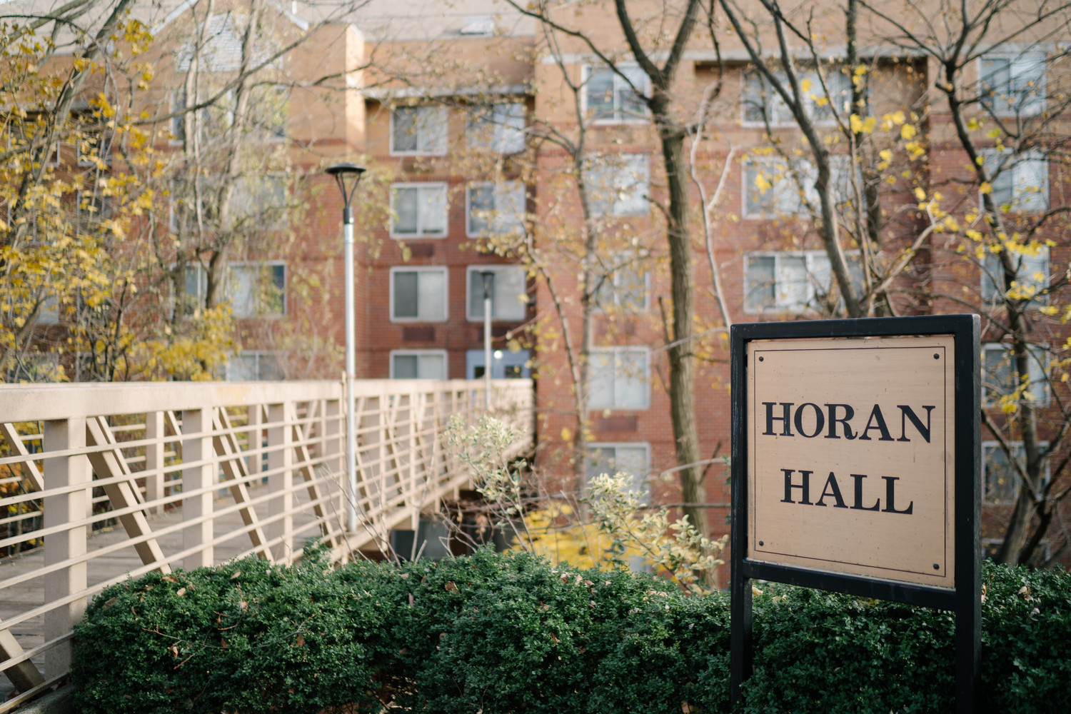 SUMMER INTERN HOUSING Horan Hall