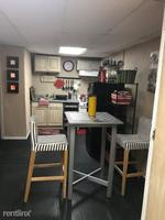 Studio Basement Apartment in a House for Lady