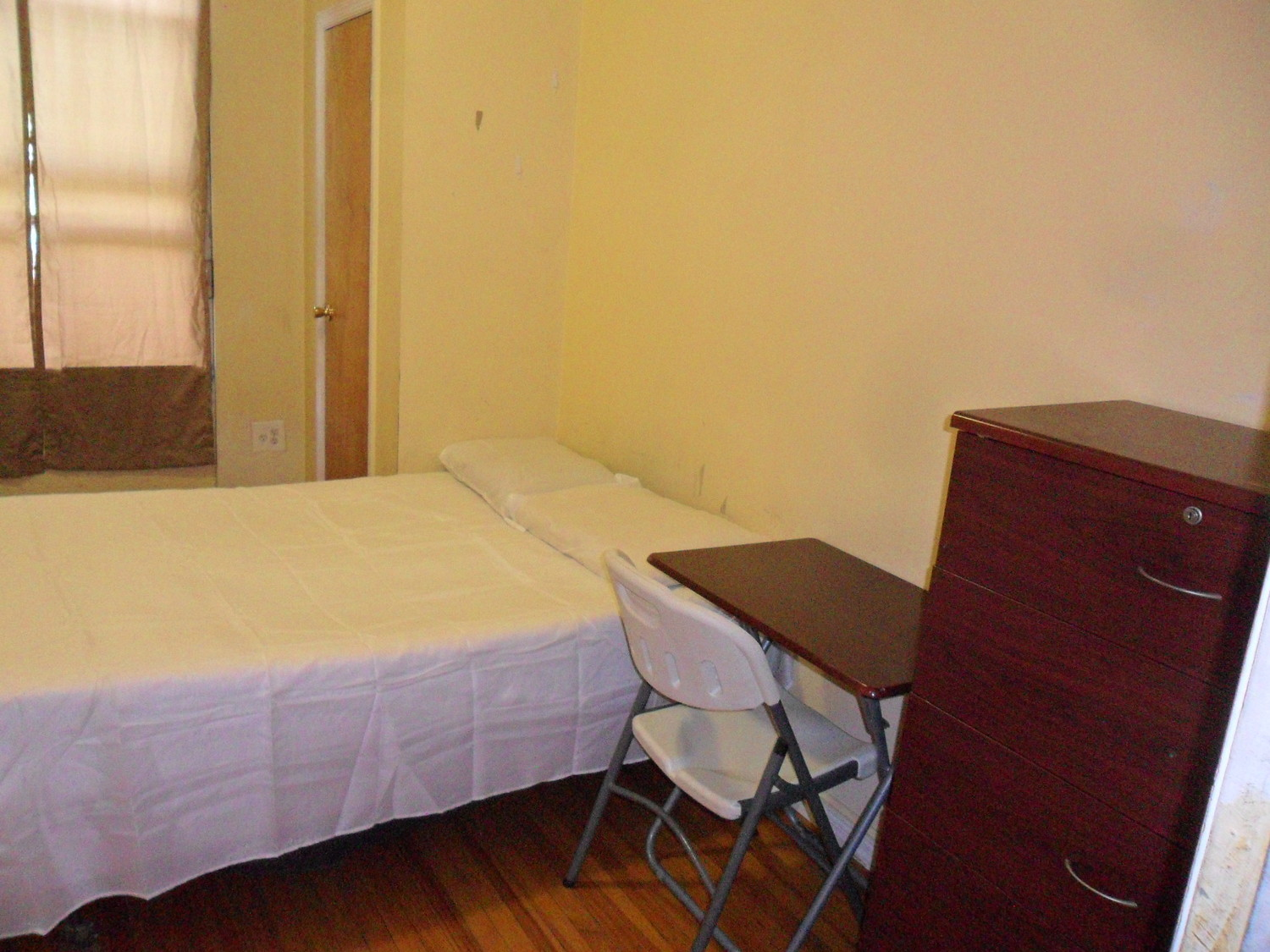 Room available for immediate rental. All utilities are included with WiFi