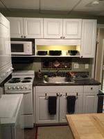 1 Bedroom terrace level apt, utilites included - single occupancy only
