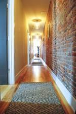 Spacious bedroom in beautiful Brooklyn brownstone