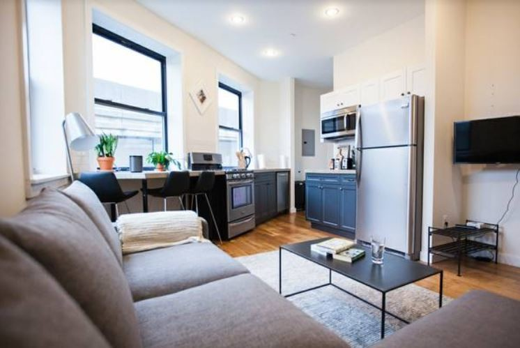 Luxury coliving in Williamsburg brownstone