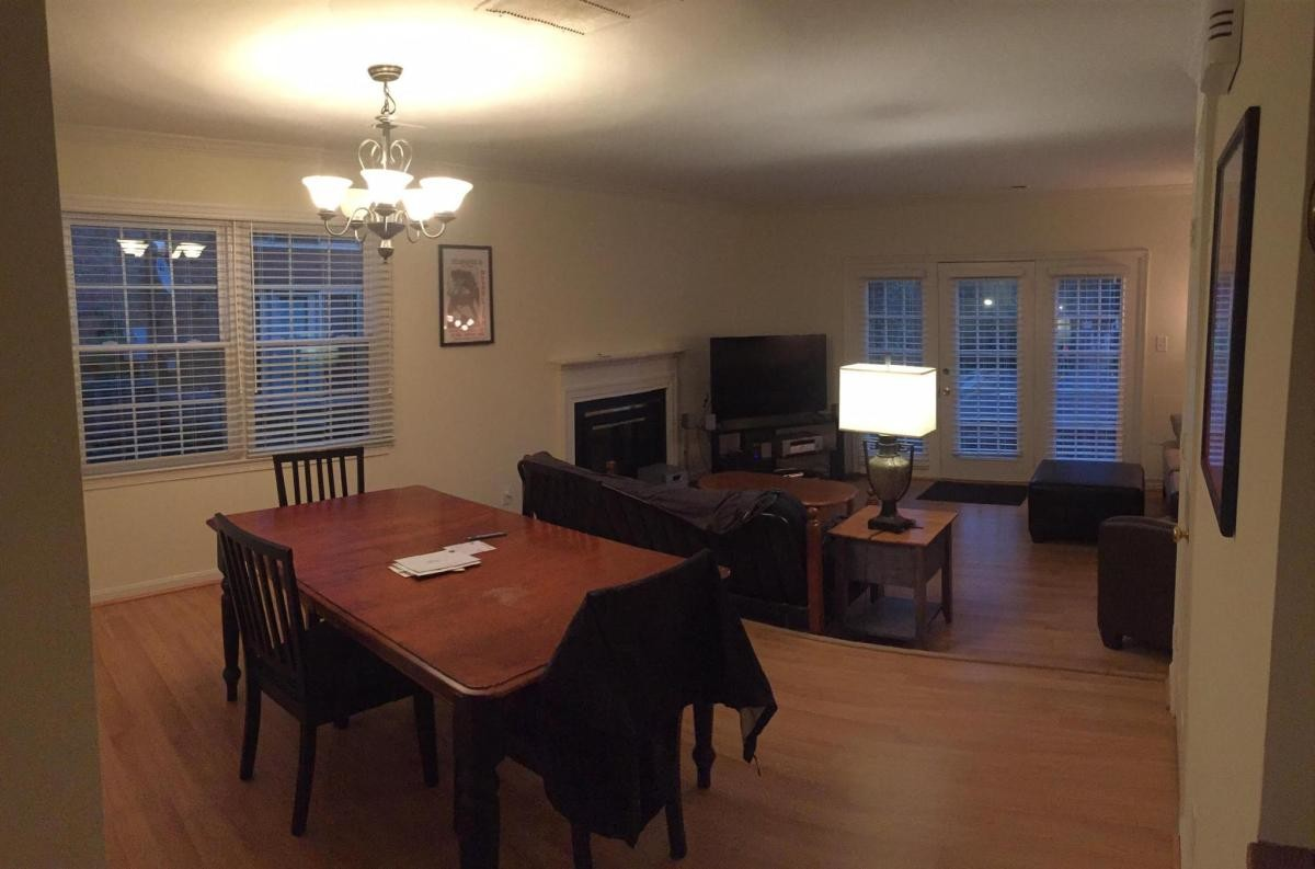 Private fully furnished private room close to George Mason University