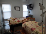 can be a single or double room
