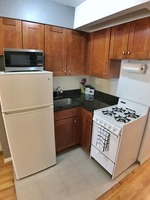 (Perfect Sublet #1005) Furnished 1BR +sofa bed in Elevator Building