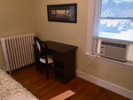 Corner neat bedroom furnished in town house style 4 bedroom apartment!
