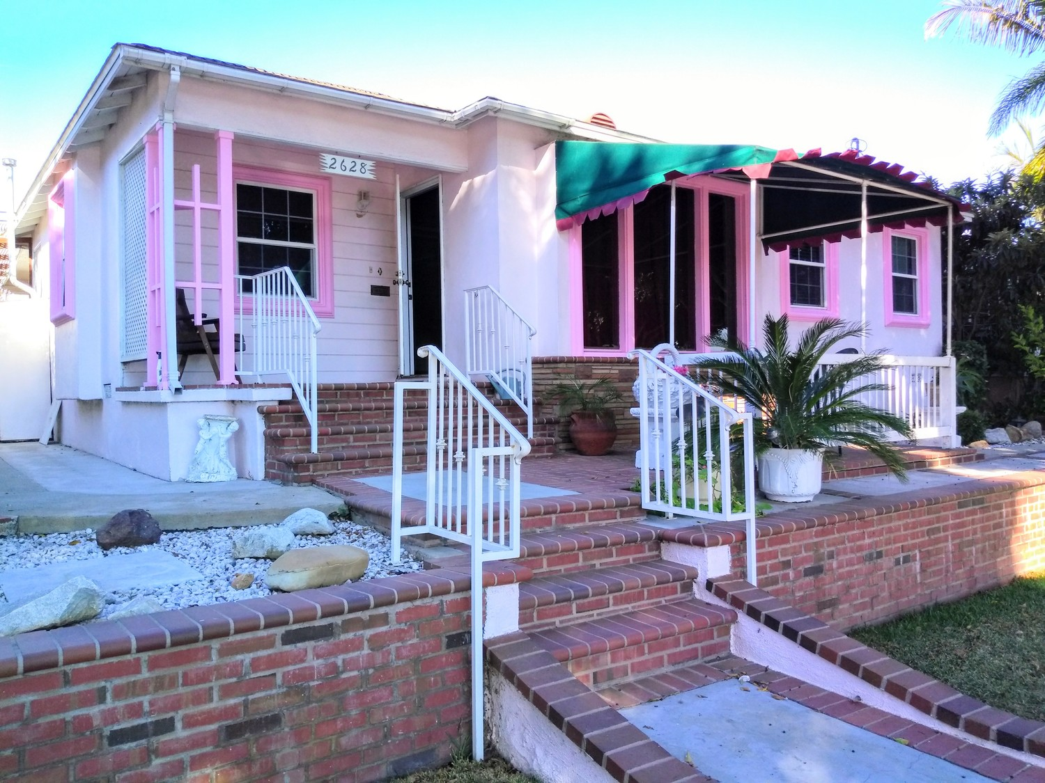 Pink House 1