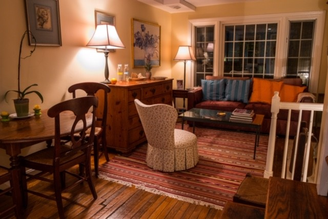 Cosy living in heart of DC