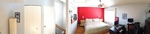 Awesome loft-style room/den in peaceful and cool place