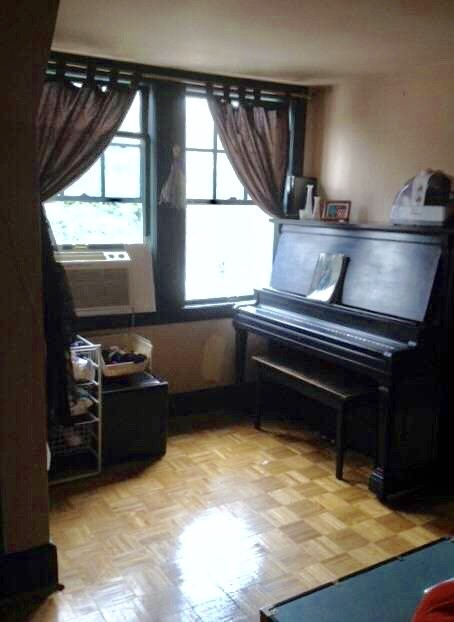 Homestay style room
