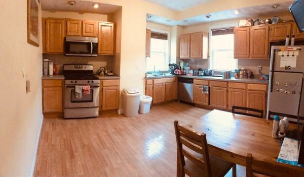 Furnished large room, 4 min to red line T and buses , 12/13
