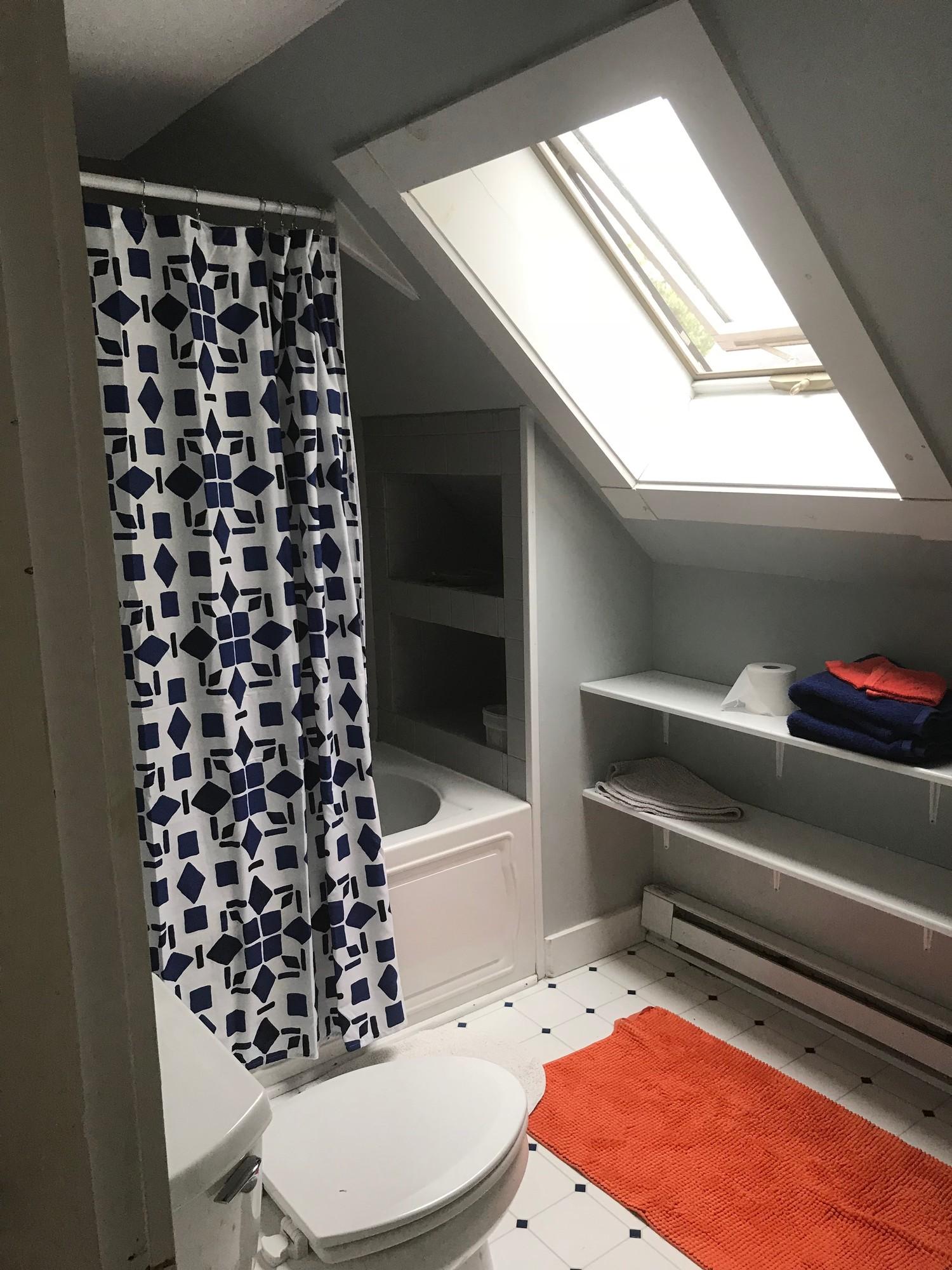 Private room with private bath
