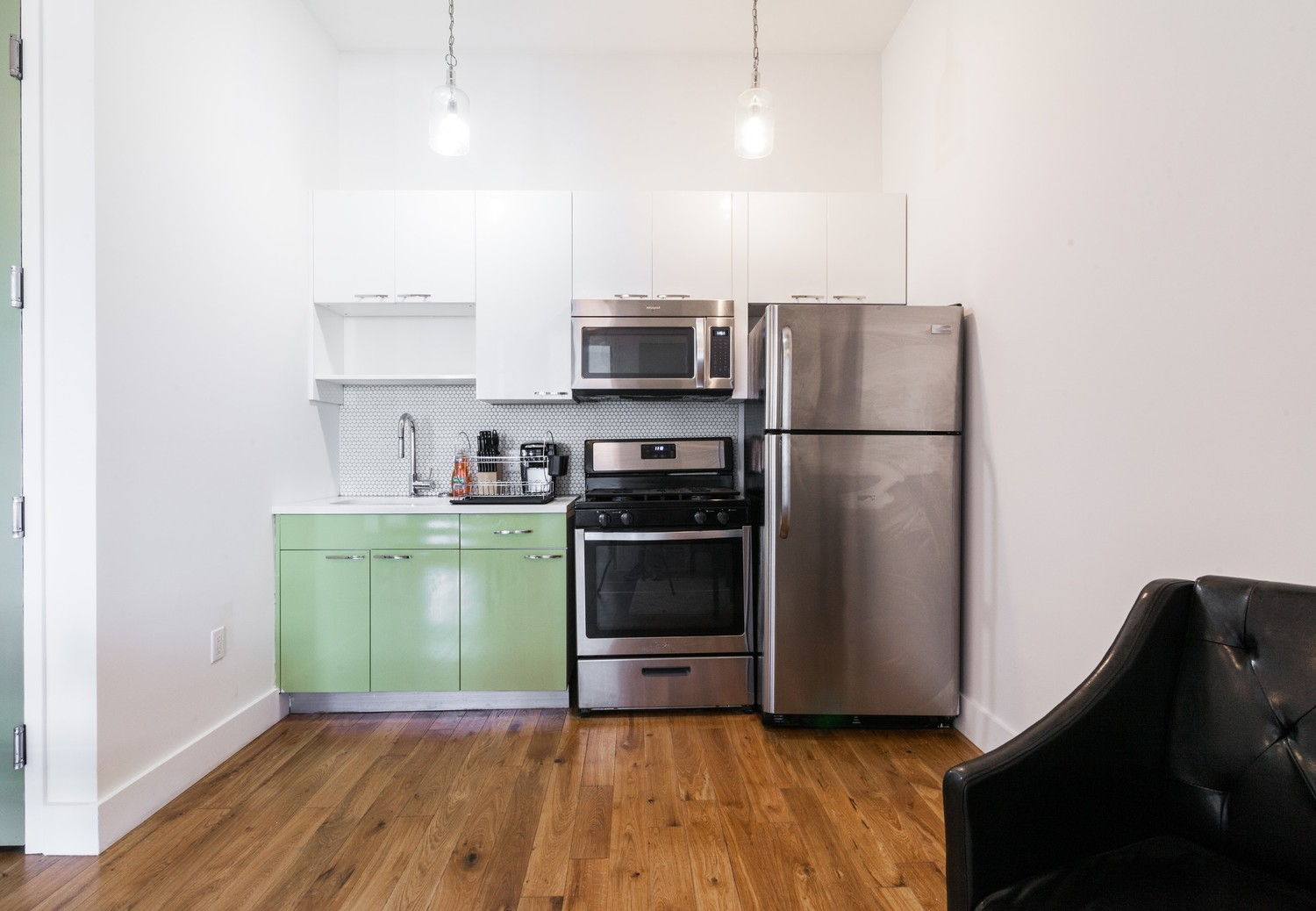 Private Room in 4 Bed / 1.5 Bath Shared Apt. Furnished + Utilities & WiFi