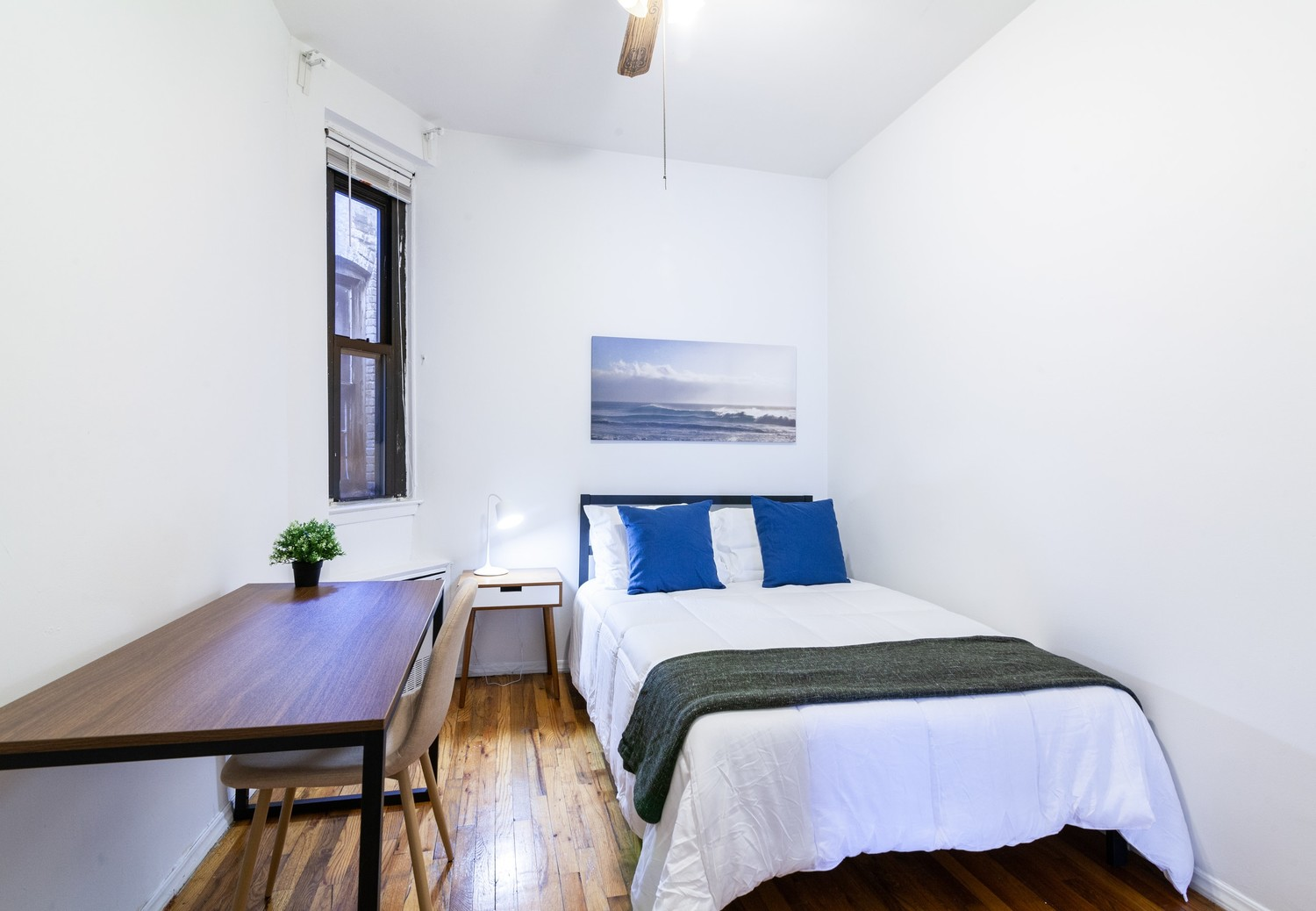 3min Walk to G Train - Fully Furnished Private Room