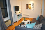 Furnished 1BR #5B @ E 25th St & 3rd Ave