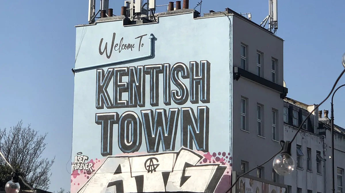 Kentish Town – Deluxe Plus Studio