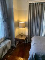Rent a furnished bedroom.