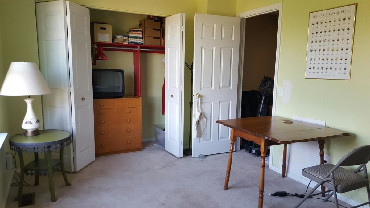 ROOM FOR RENT IN CENTREVILLE -- NON-SMOKING WOMAN ONLY