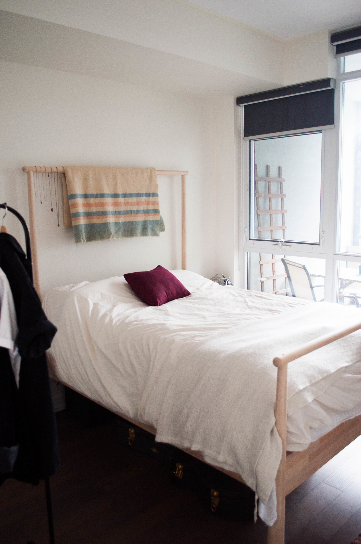Bright One-Bedroom in Roncesvalles for 6 month sublet