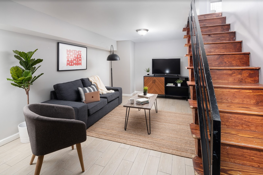 477 - Private furnished room in a 4 bedroom 1,5 bathroom apartment in Bushwick