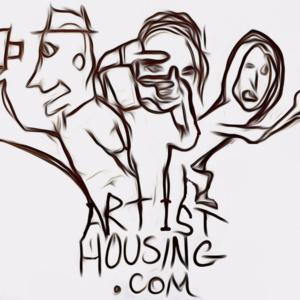 Final artist housing logo