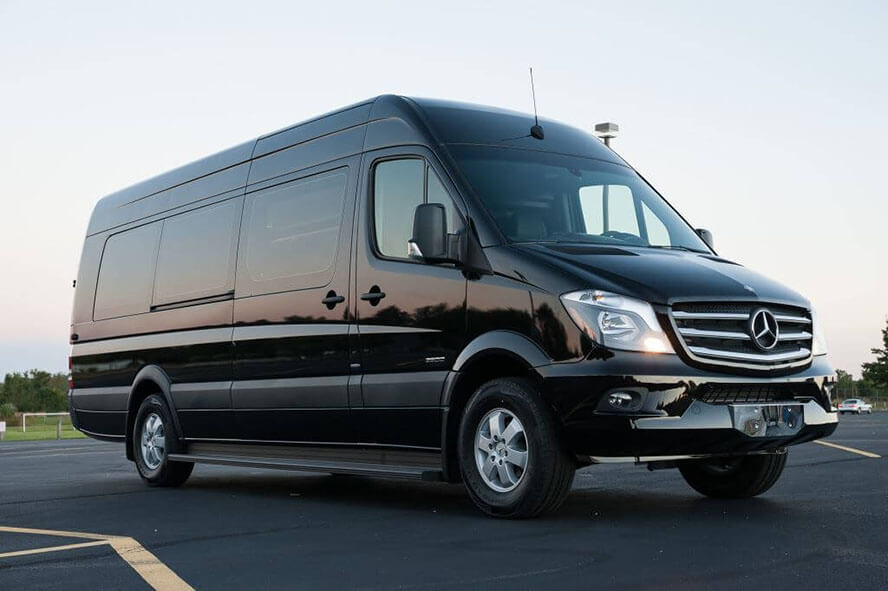 Limo Bus Rental Services