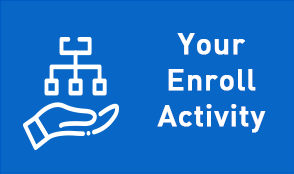 Your Enrollment Activity