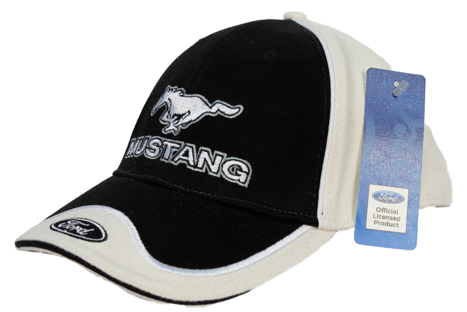 Ford Mustang Hat with Ford Logo Embroidered Cap  d7e17f7c32f8