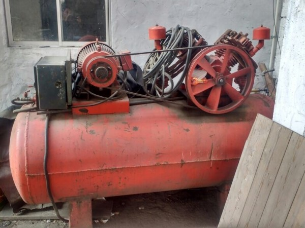 Compresor de aire americano de 350 libras de presion
