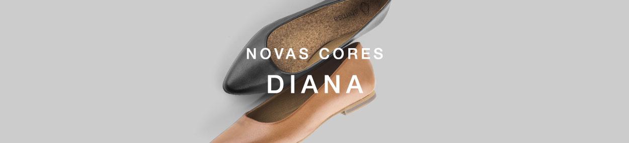 Diana - Novas Cores