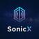 Logo SonicX Airdrop