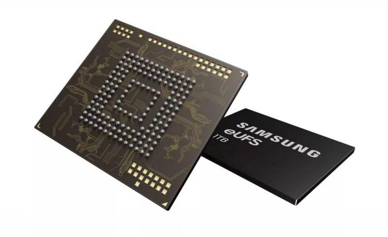 Albilad | Samsung is making 1TB storage chips for phones