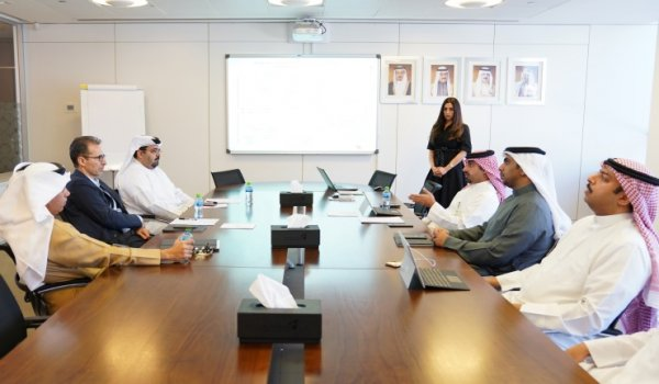Albilad | Alba receives French Chamber of Commerce in