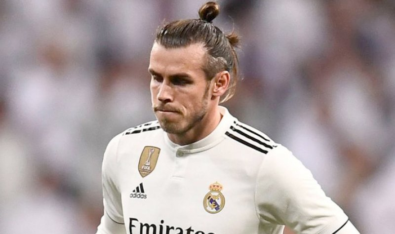 Gareth Bale was once the most expensive player in the world when Real Madrid  shelled out £85 million to pry him away from Tottenham Hotspur. cf48742a9d752