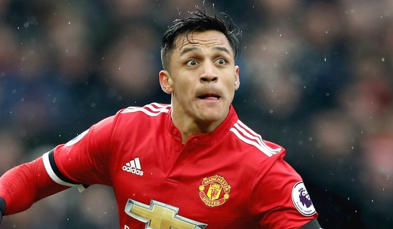 new products 2ed90 03e45 Albilad   Manchester United forward Alexis Sanchez out for ...