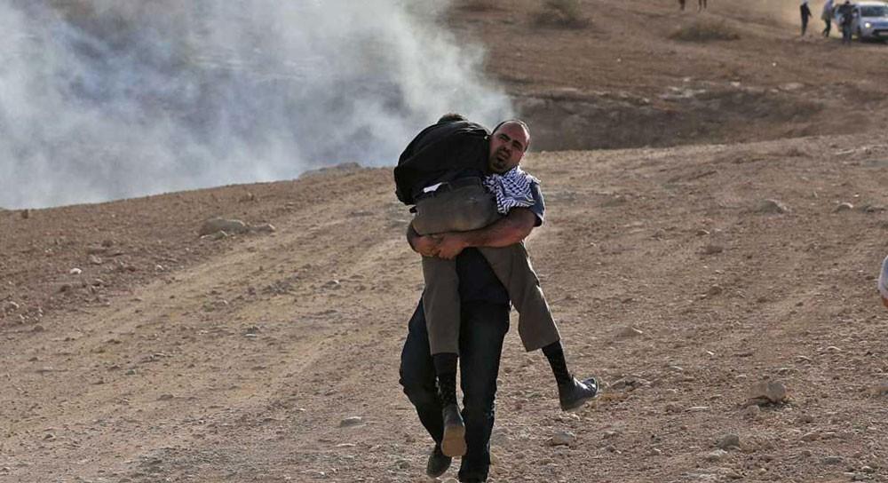 جرحى برصاص الجيش الإسرائيلي شمالي غرب رام الله