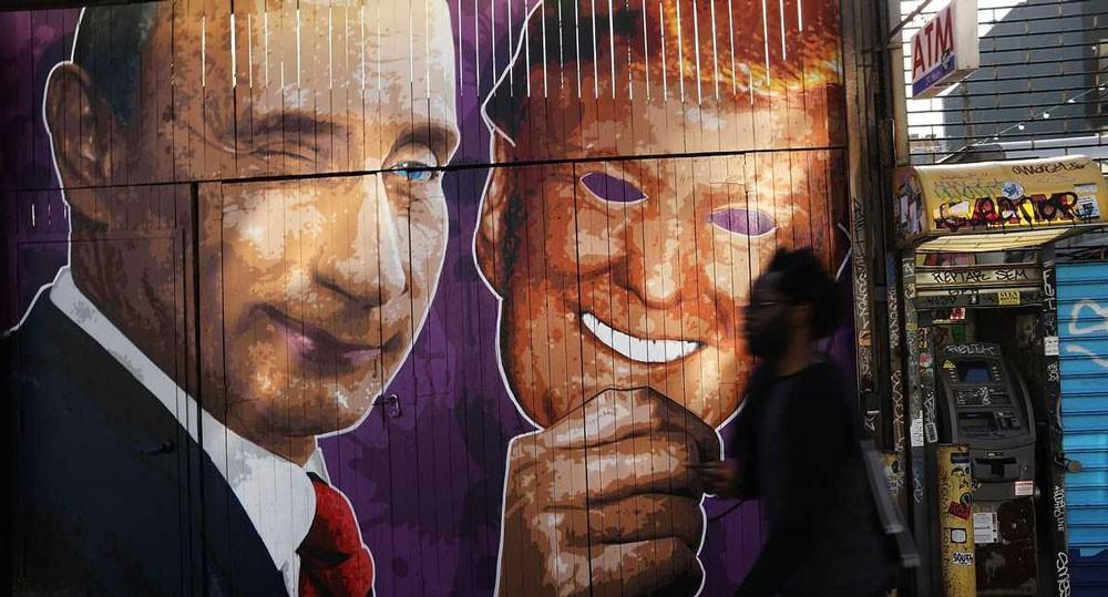 ترامب: شكرا بوتن على خفض عدد الدبلوماسيين الأميركيين
