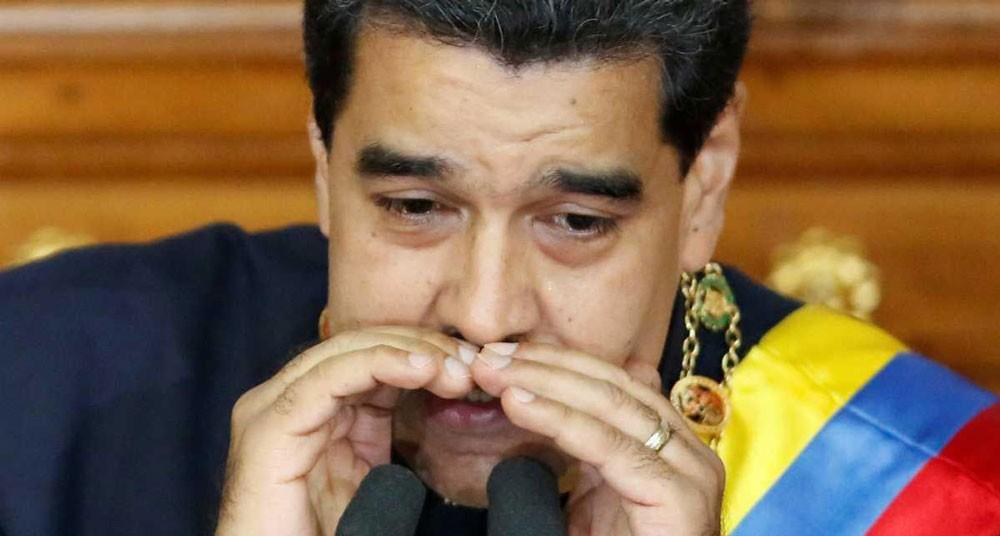 """مادورو يريد إجراء """"محادثة شخصية"""" مع ترامب"""